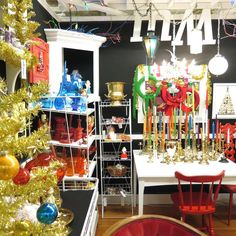 my mill market space. Candlesticks, Color Blocking, Marketing, Ornaments, Antiques, Glass, Table, Desserts, Christmas