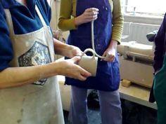 Pottenbakken Oren trekken Deel 2 - YouTube