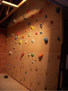 Climbing holds from Custom Holds