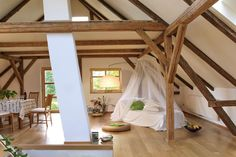 Sweet Home, Sweet Sweet, Attic, Architecture, Bed, Interior, Room, Inspiration, Furniture