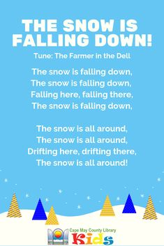The Snow is Falling Down
