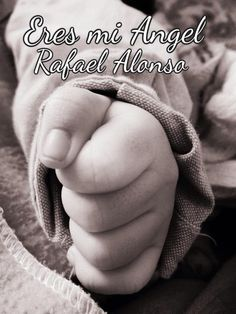 You're my angel Rafael Alonso
