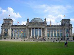 Reichstag Berlin-Bundesrepublik Deutschland