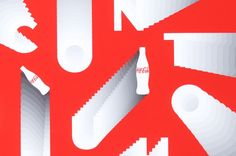 "Check out this @Behance project: ""Coca-Cola – 100 Years of the Contour Bottle"" https://www.behance.net/gallery/30961453/Coca-Cola-100-Years-of-the-Contour-Bottle"