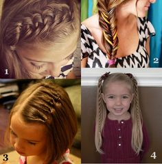 35 Best Picture Day Hairstyles Images Kids Outfits Little