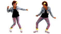How to Do the Butterfly | Hip-Hop Dancing