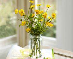 Buy Mixed Meadow Flower Arrangement Online at Bloom