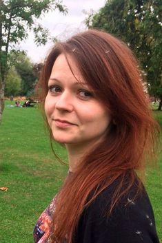 Ms. Skripal was caught up in an apparent nerve-agent attack on her father, Sergei V. Skripal, in Britain, and the authorities have blamed Russia.; Julia Skripal nie jest już w stanie krytycznym