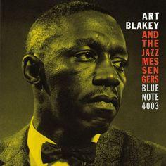 Art Blakey and the Jazz Messengers, Moanin' Blue Note 4003 1958