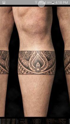 Cuff tattoo