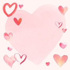 Heart Shaped Frame, Heart Frame, Valentines Frames, Be My Valentine, Doodle, Valentine Background, Cute Backgrounds, Business Gifts, Free Illustrations