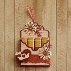 Homemade by Joke: Merci gift box Tea Holder, Pioneer Gifts, Paper Crafts, Diy Crafts, Scrapbook Cards, Scrapbooking, Candy Cards, Marianne Design, Appreciation Gifts