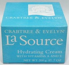Crabtree & Evelyn La Source Hydrating Body Cream new boxed #CrabtreeEvelyn