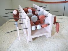 Pretty sure I could make something like this, but I'm not sure how many raku firings it would survive...Hmmm...