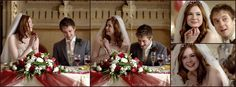 Amy and Rory wedding edit by Tiara Peterson with Facebook cover photo dimensions.