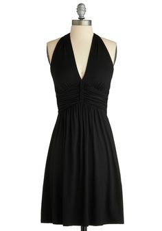 perfect little black dress for the holidays