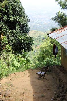 A seat with a view, Uluguru mountains, Morogoro, Tanzania Tanzania Flag, East Africa, Republic Of The Congo, Uganda, Kenya, Places Ive Been, Tours, Culture, Dreams