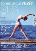 """#Magazin #ConnoisseurCircle #Spa 1/2015 """"Mach Dich glücklich!"""" - die #zeitschrift für #Erholung #Wellness und #Genuss"""