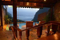 St. Lucia - The Ladera Resort http://www.ladera.com/