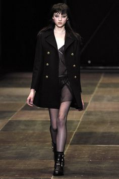 PEACOAT THIS S  FALL RTW SO THERE MAY NOT BE TONS OF IT YET BUT THEY SENT A BIT