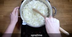 Maďarský guláš   Recepty, nápady a inšpirácie Grains, Rice, Food, Red Peppers, Meals, Yemek, Laughter, Jim Rice, Eten