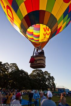 Sonoma County Hot Air Balloon Classic..... Some Day!!!!