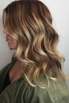 "The ""Tiger Eye"" brunette shade requires ZERO maintenance!"