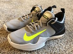 0967aa92579c8e Nike Women s Air Zoom Hyperace White Gray Volleyball Shoes 902367-007 Size  7  fashion  clothing  shoes  accessories  womensshoes  athleticshoes (ebay  link)
