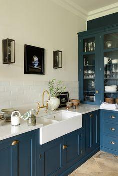 Choosing the perfect kitchen worktop - The deVOL Journal - deVOL Kitchens Devol Kitchens, Home Kitchens, Küchen Design, Home Design, Design Color, Design Styles, Design Ideas, Home Interior, Kitchen Interior