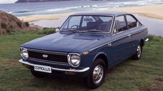 1966 First Generation Toyota Corolla