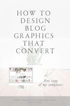 How To Create Beautiful Blog Graphics With Adobe Illustrator | Emma Rose  Company Squarespace Website Designer