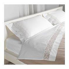 EMMIE SPETS Sheet set - King - IKEA