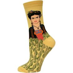 Hot Sox Originals Frida Kahlo Trouser Sock