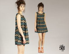 Sommerkleid ONITSURA von SUHU  auf DaWanda.com