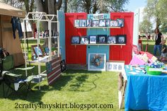 2 Crafty 4 My Skirt: Craft Fair/Boutique Booth Set-up
