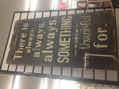 I like this one. From Hobby Lobby