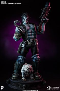 Lobo Premium Format Figure by Sideshow Collectibles