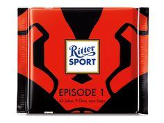 9 Film, Ritter Sport, Star Wars, Stars, Funny, Schokolade, Sterne, Starwars, Ha Ha