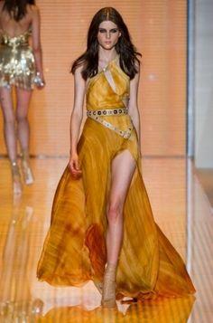 Versace Spring Fashion 2013