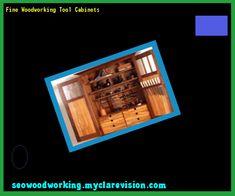 Fine Woodworking Tool Cabinets 192016 - Woodworking Plans and Projects! #finewoodwork