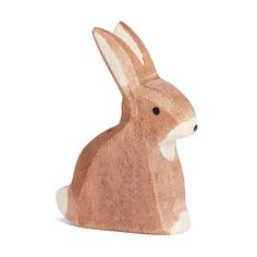 Ostheimer Rabbit Sitting Ostheimer Rabbit Sitting – Ostheimer wooden animals are individually carved and painted by hand, giving every figure … Woodworking Guide, Woodworking Skills, Diy Resin Crafts, Wood Crafts, Making Wooden Toys, Eco Friendly Toys, Wooden Shapes, Carving Designs, Wooden Animals