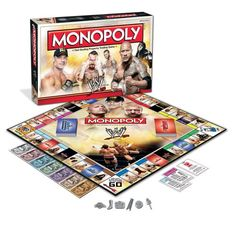 MONOPOLY: WWE Edition USAopoly http://www.amazon.com/dp/B00IL5XY5O/ref=cm_sw_r_pi_dp_hgQLtb1YK8ZB2THZ