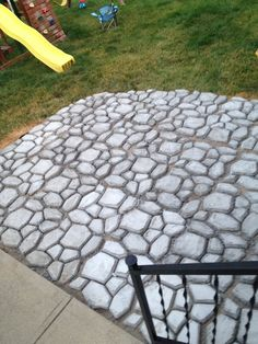 Quikrete Walkmakers Patio