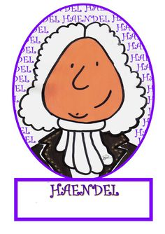 Ssissimonea: COMPOSSITORES El inigualable HÄENDEL Preschool Music, Music Activities, Teaching Music, Piano Lessons, Music Lessons, History For Kids, Music And Movement, Music Pictures, Music Classroom