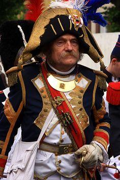 Le Grognard de Napoleon (2009 reenactment)  How can you NOT love this guy?