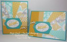 Eastern Elegance Sunburst Birthday Card