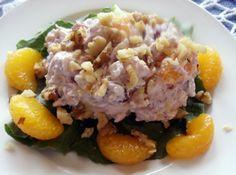 Cranberry Rice Salad