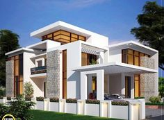 fabulous contemporary home ideas 6 awesome dream homes plans kerala home design and floor plans for your room with 42 marvelous photograph bundle - Contemporary Modern Home Design