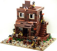 Wild West LEGO Creations - Bing Images
