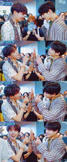180531 #JUNGKOOK #JHOPE // [ #BTS - FAKE LOVE] Comeback Stage | M COUNTDOWN